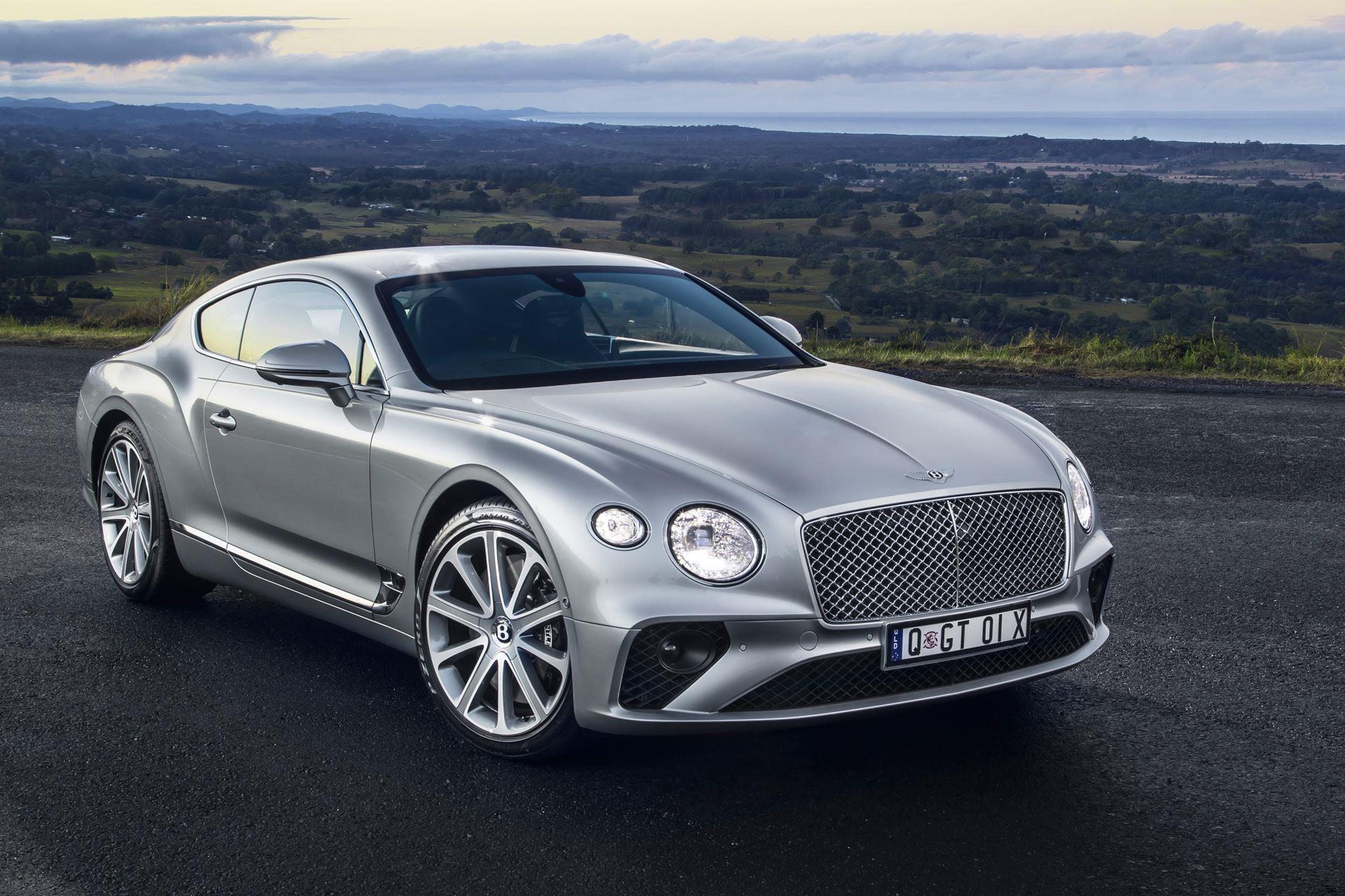 2019 Bentley Continental GT Owners Manual