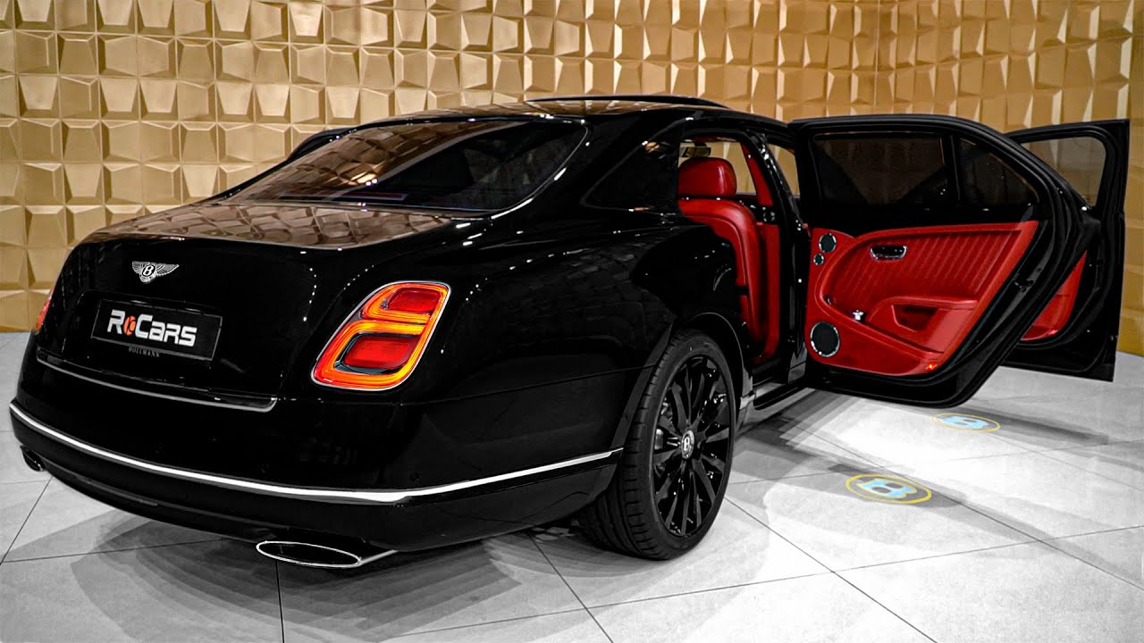 2020 Bentley Mulsanne W O EDITION By Mulliner Excellent