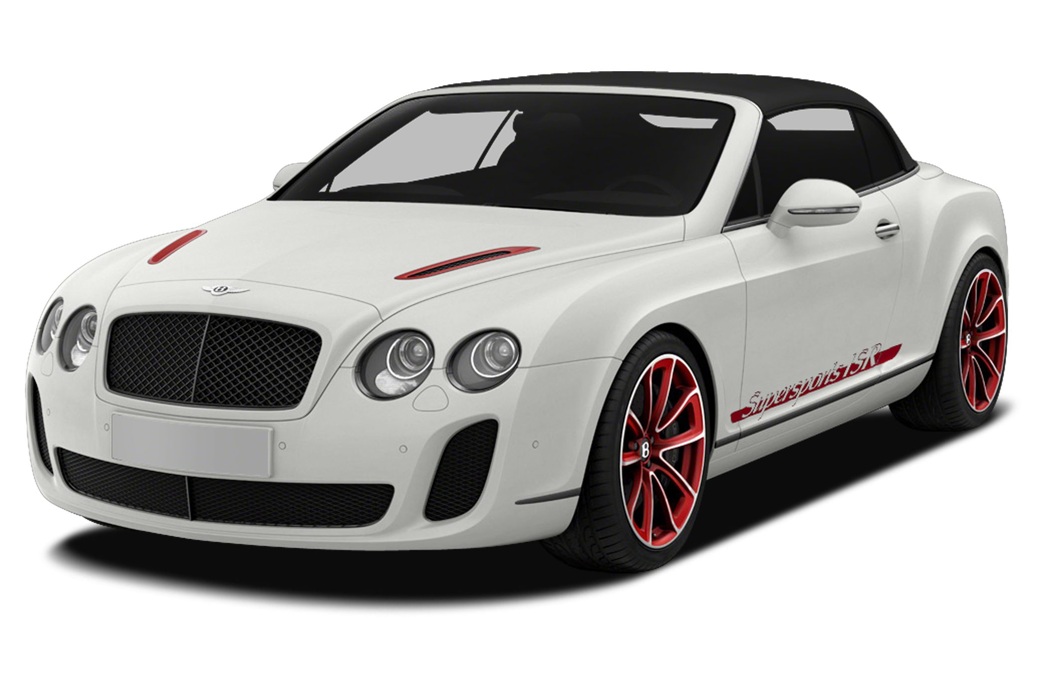 2013 Bentley Continental Supersports Owners Manual