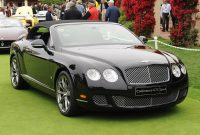 Hottest Cars Of 2011 2012 2011 Bentley Continental GTC