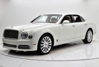New 2019 Bentley Mulsanne For Sale 366 195 F C