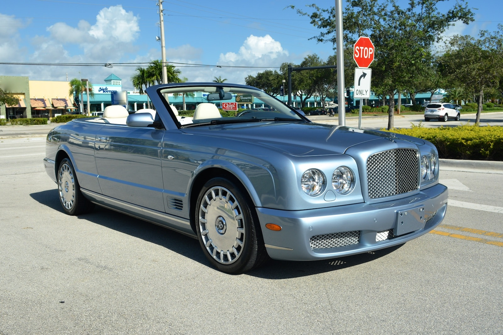 Used 2009 BENTLEY AZURE For Sale Fort Lauderdale FL