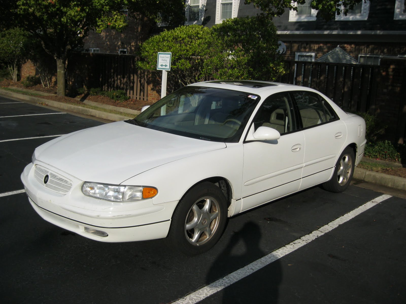 2000 Buick Regal Information And Photos MOMENTcar