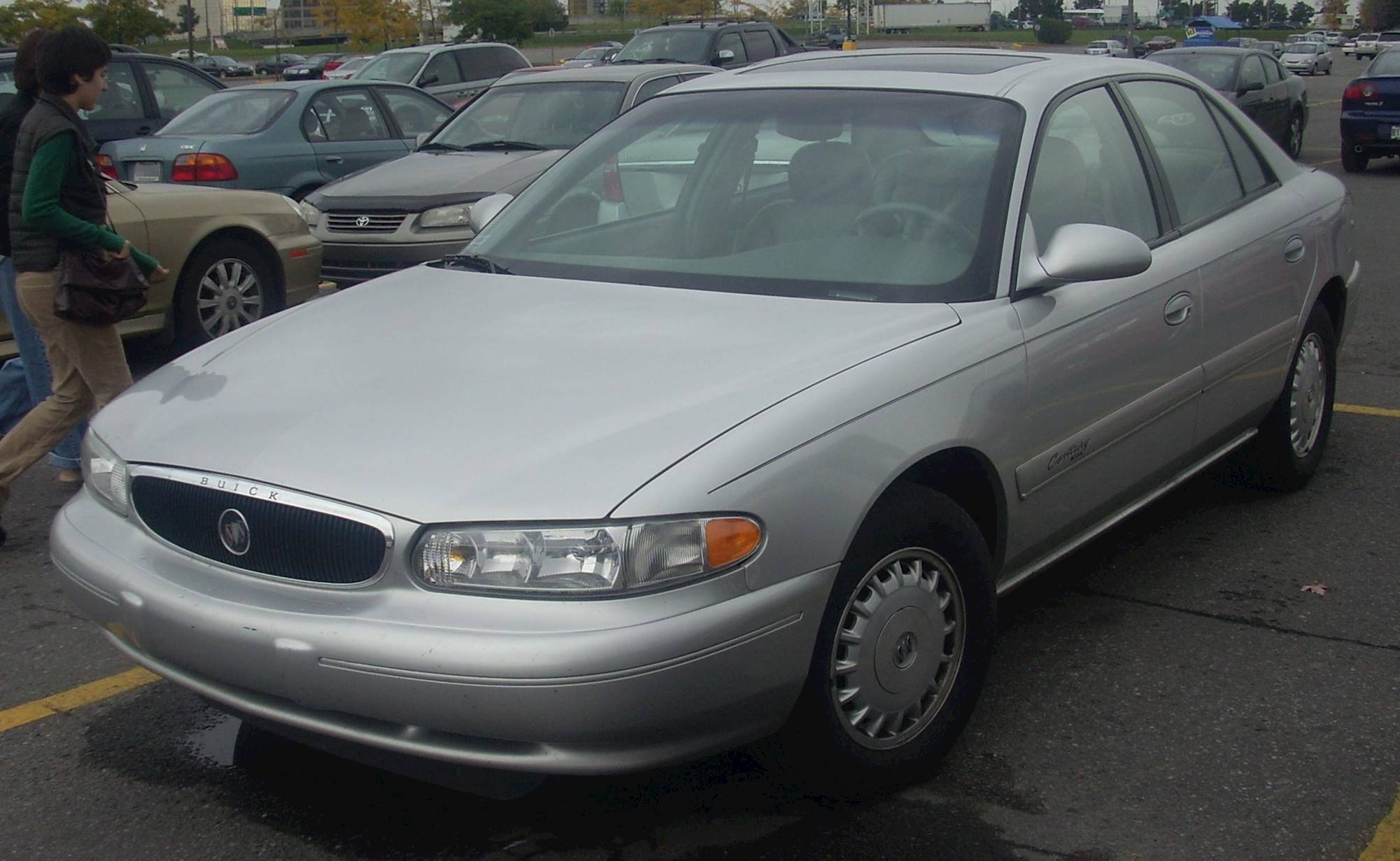 2002 Buick Century Owners Manual