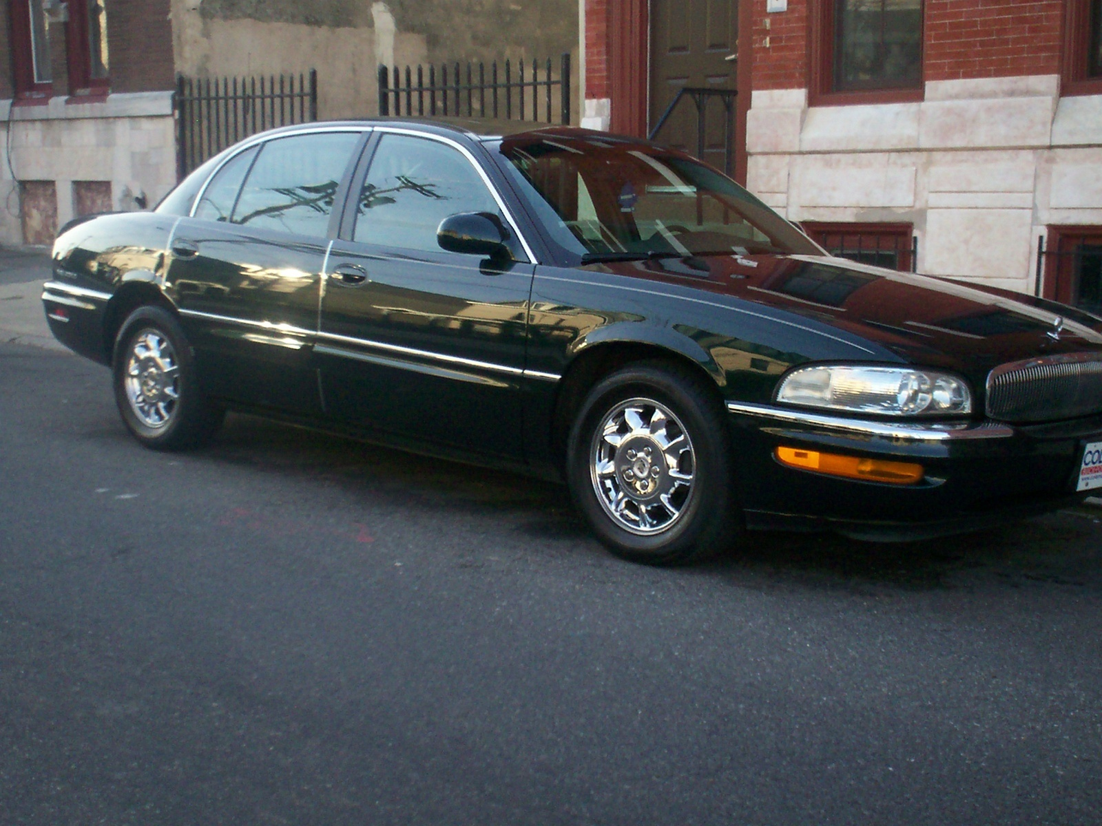 2002 Buick Park Avenue Owners Manual