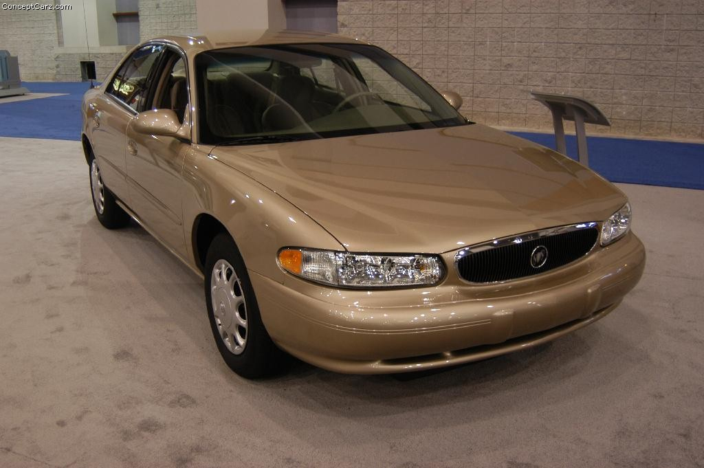 2004 Buick Century Owners Manual