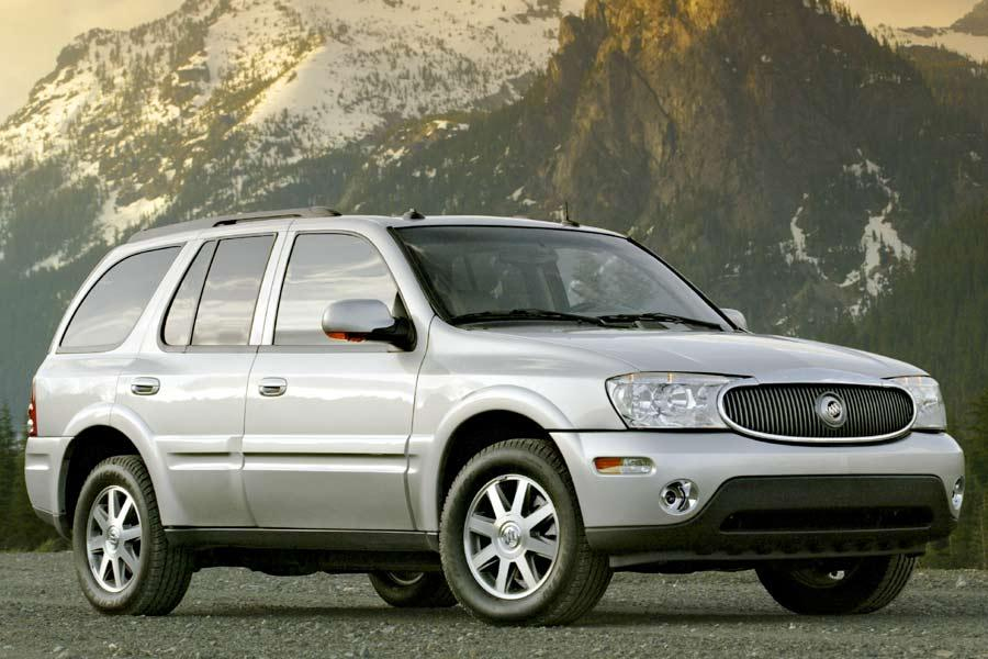 2004 Buick Rainier Reviews Specs And Prices Cars