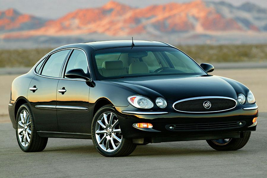 2005 Buick LaCrosse Overview Cars