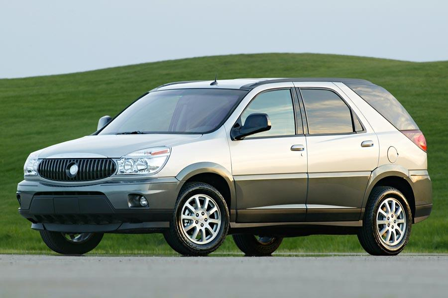 2005 Buick Rendezvous Reviews Specs And Prices Cars