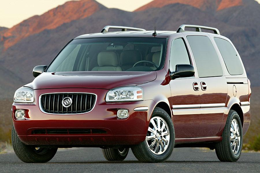 2005 Buick Terraza Overview Cars