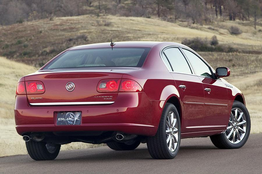 2006 Buick Lucerne Reviews Specs And Prices Cars