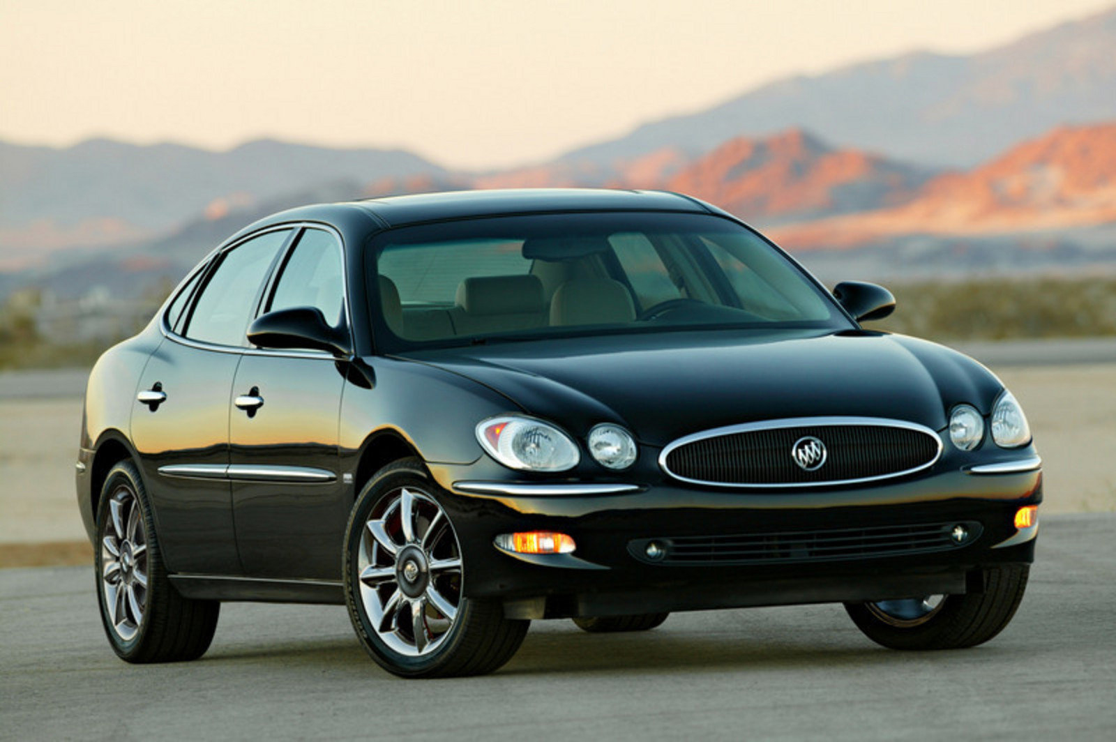 2007 Buick LaCrosse Review Top Speed