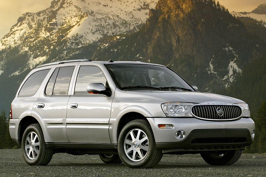 2007 Buick Rainier Overview Cars