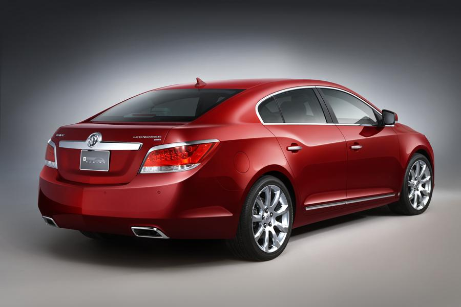 2010 Buick LaCrosse Reviews Specs And Prices Cars