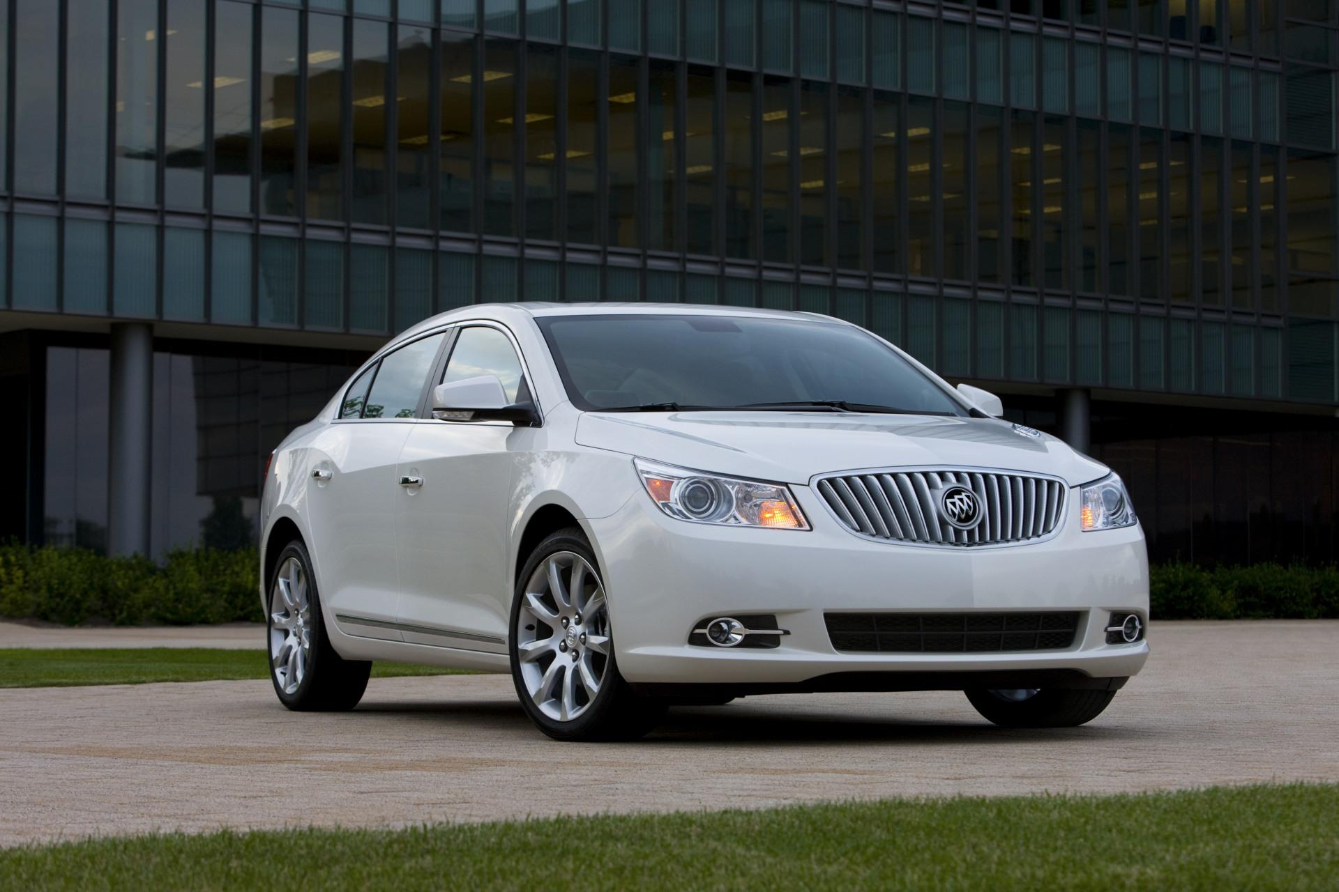 2011 Buick LaCrosse News And Information Conceptcarz