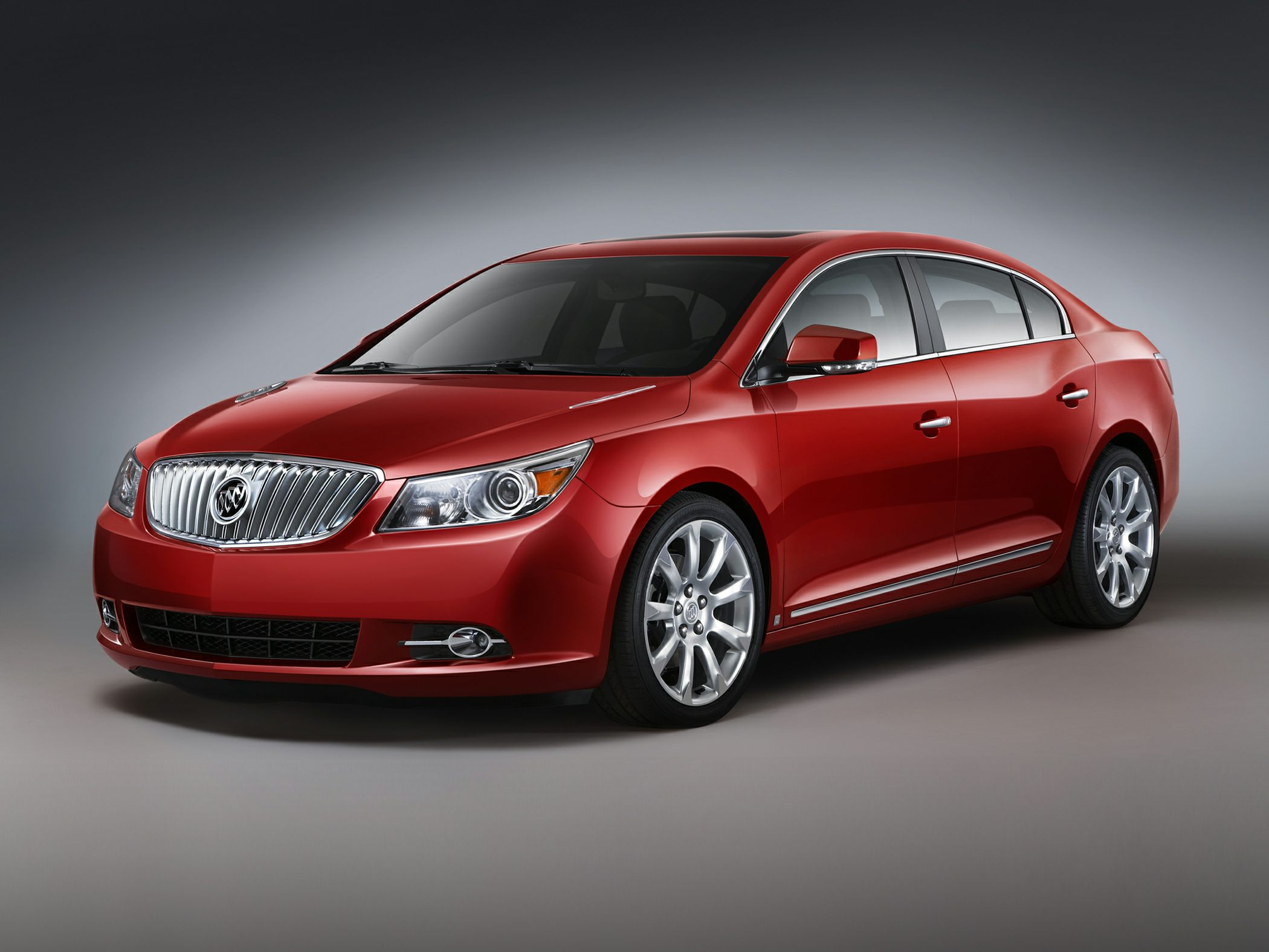 2012 Buick LaCrosse Price Photos Reviews Features