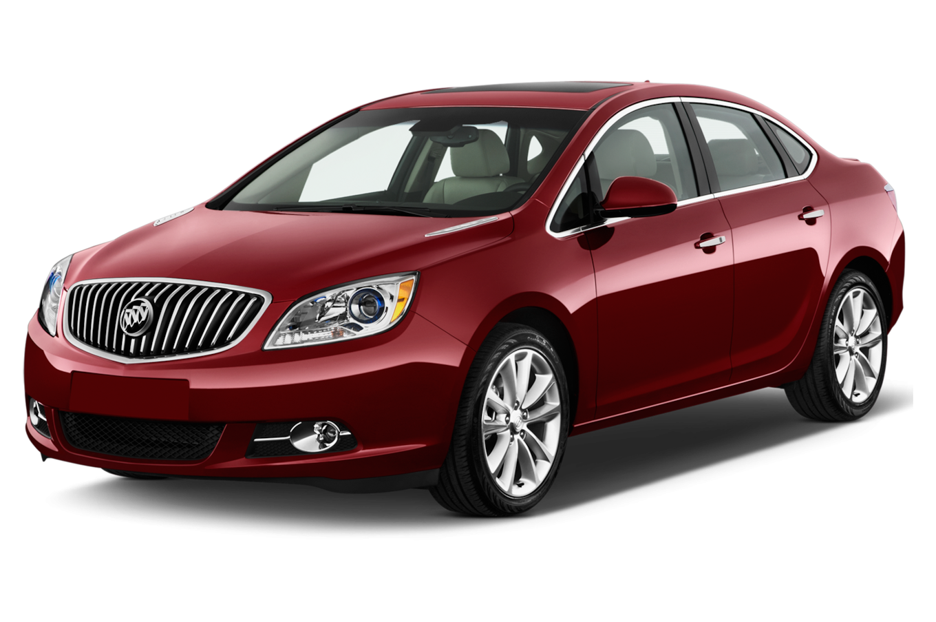 2012 Buick Verano Reviews And Rating Motor Trend