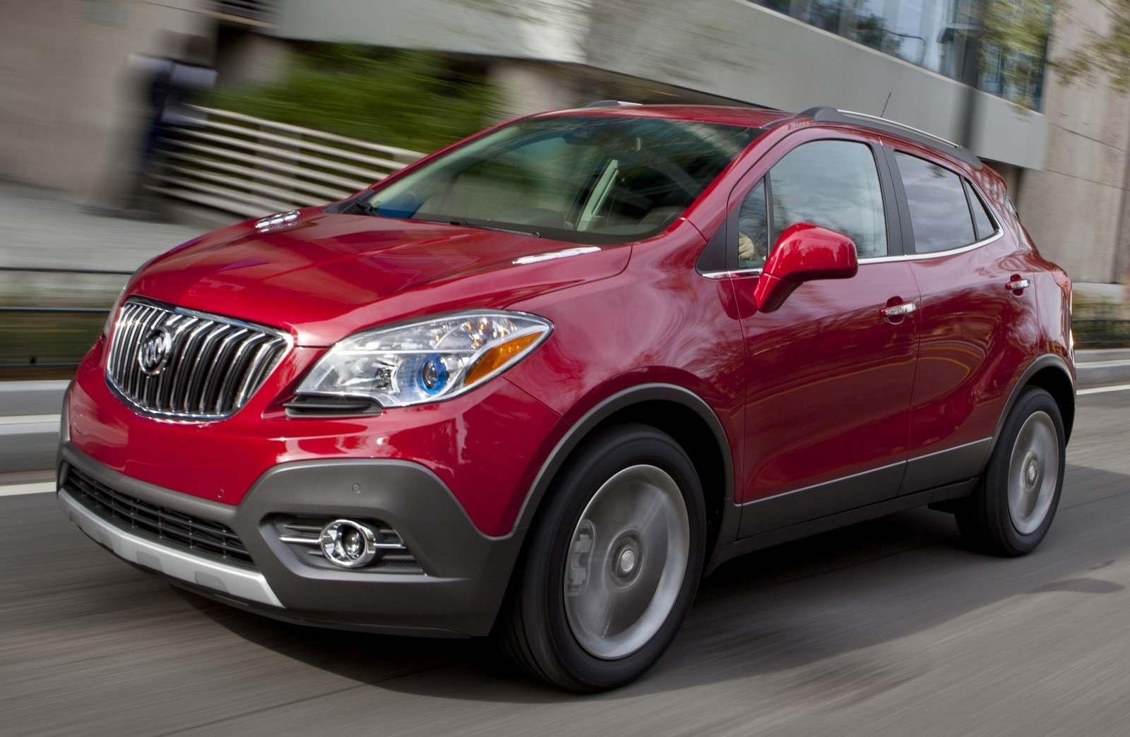 2015 Buick Encore Overview CarGurus