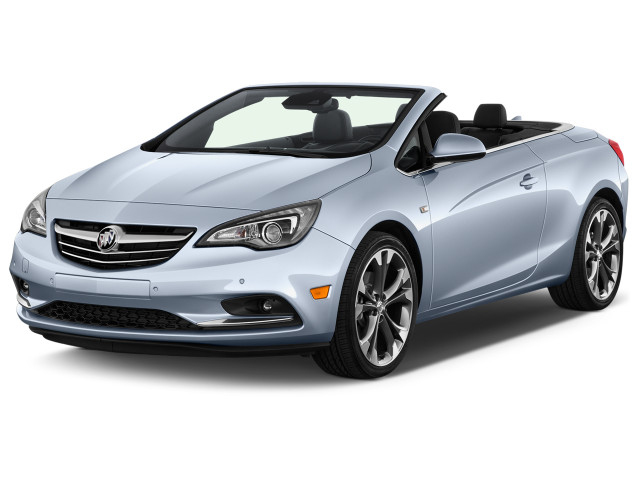 2019 Buick Cascada Review Ratings Specs Prices And