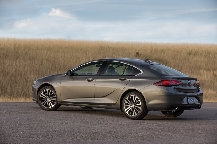 2020 Buick Regal Sportback Review Trims Specs And Price