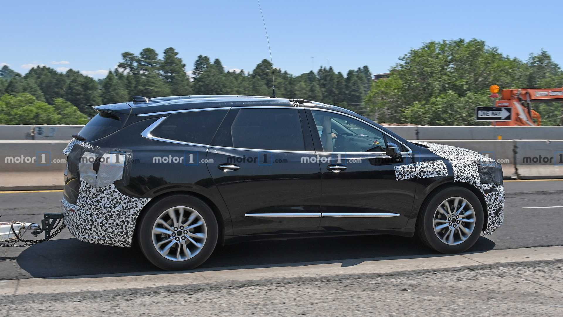 2021 Buick Enclave Spied For The First Time CarsRadars