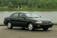 Music Directory Buick LeSabre 2001