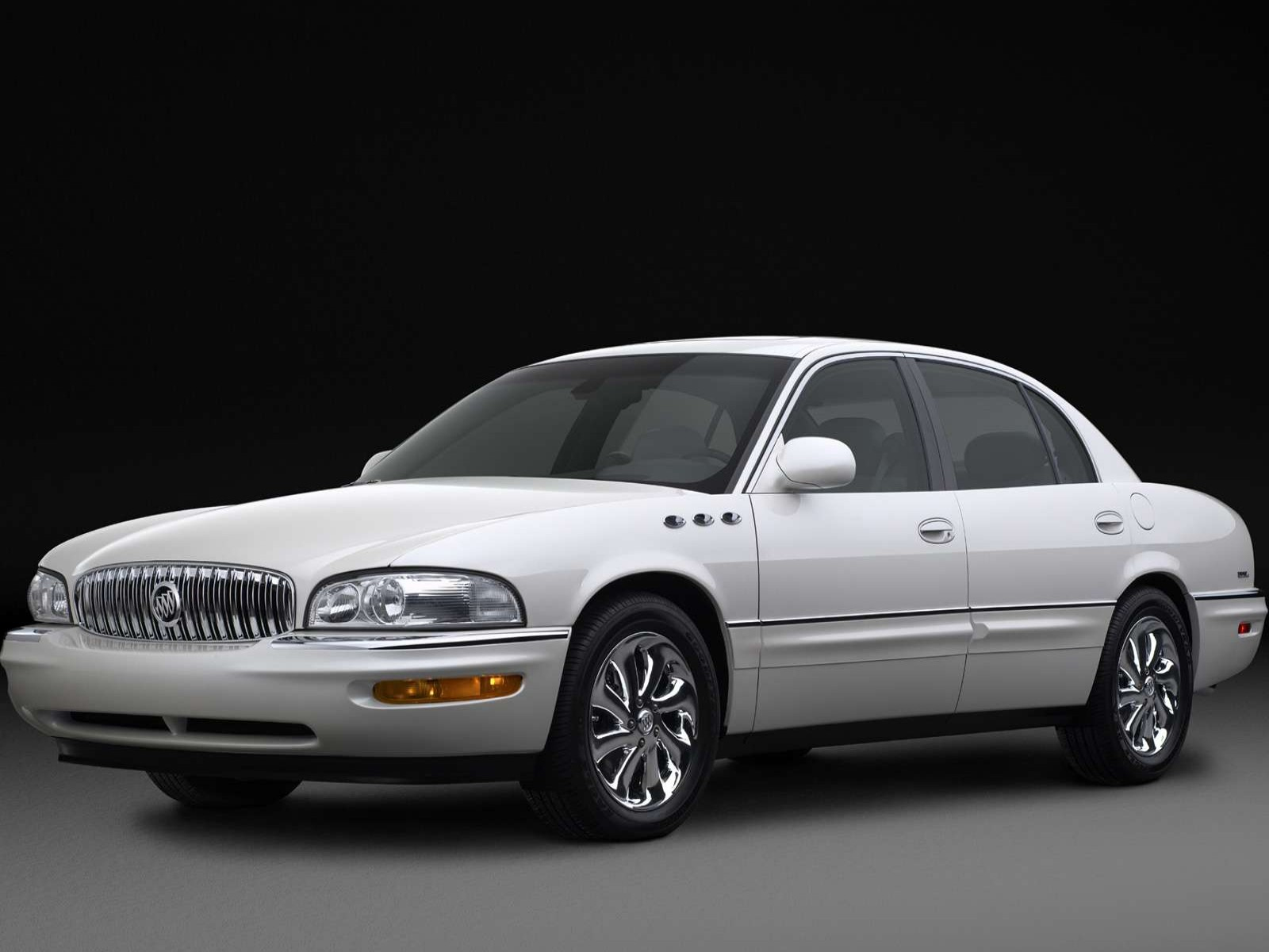 Music Directory Buick Park Avenue Ultra 2003