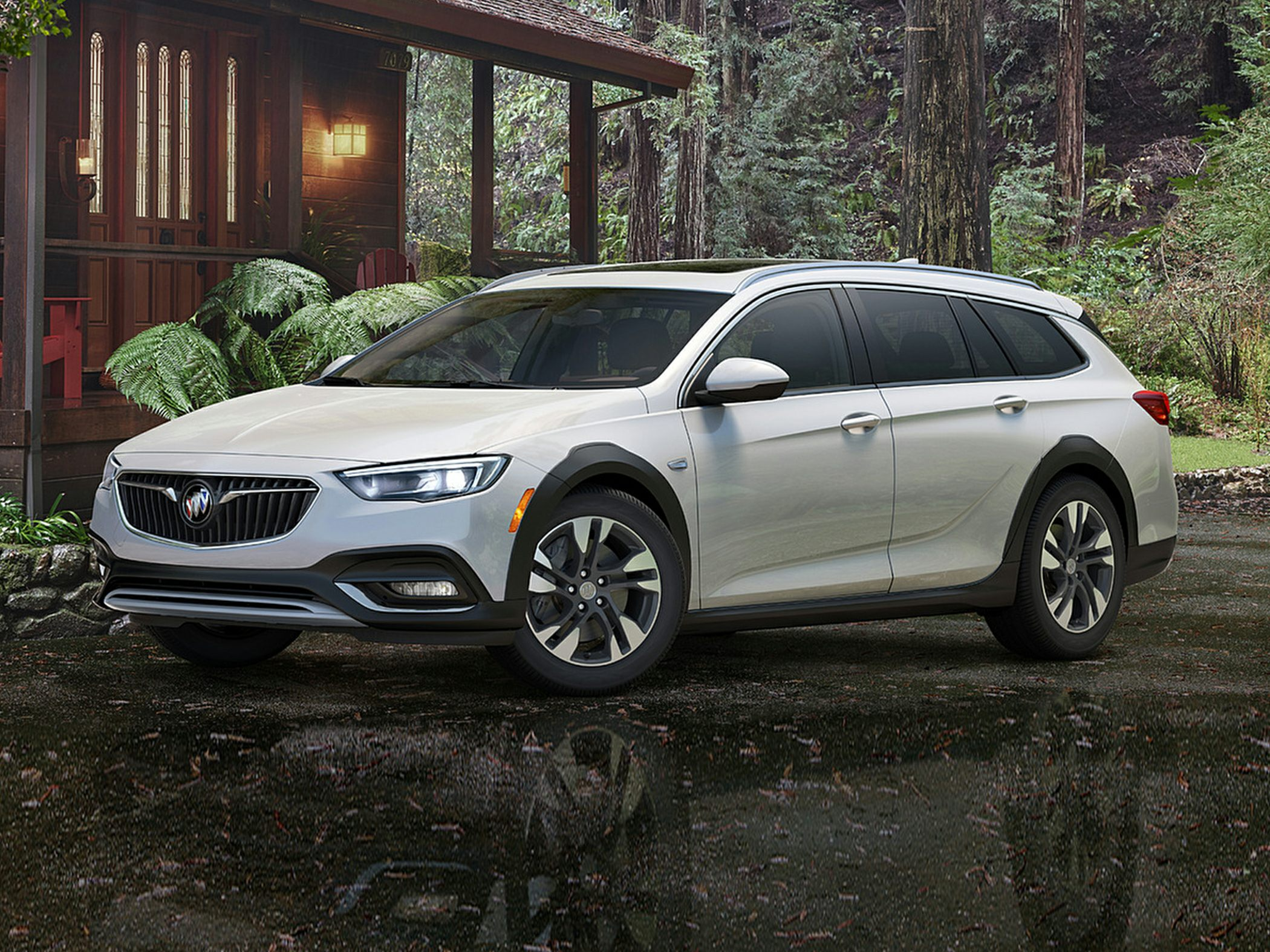 2019 Buick Regal TourX Owners Manual