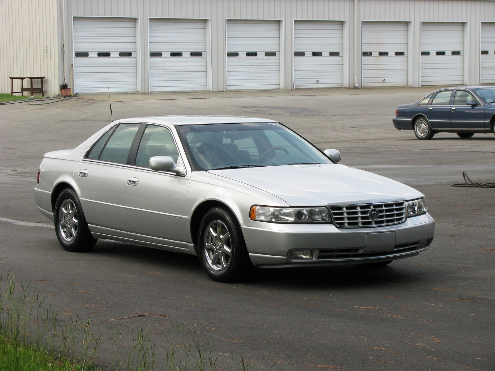 2000 Cadillac Seville Overview CarGurus