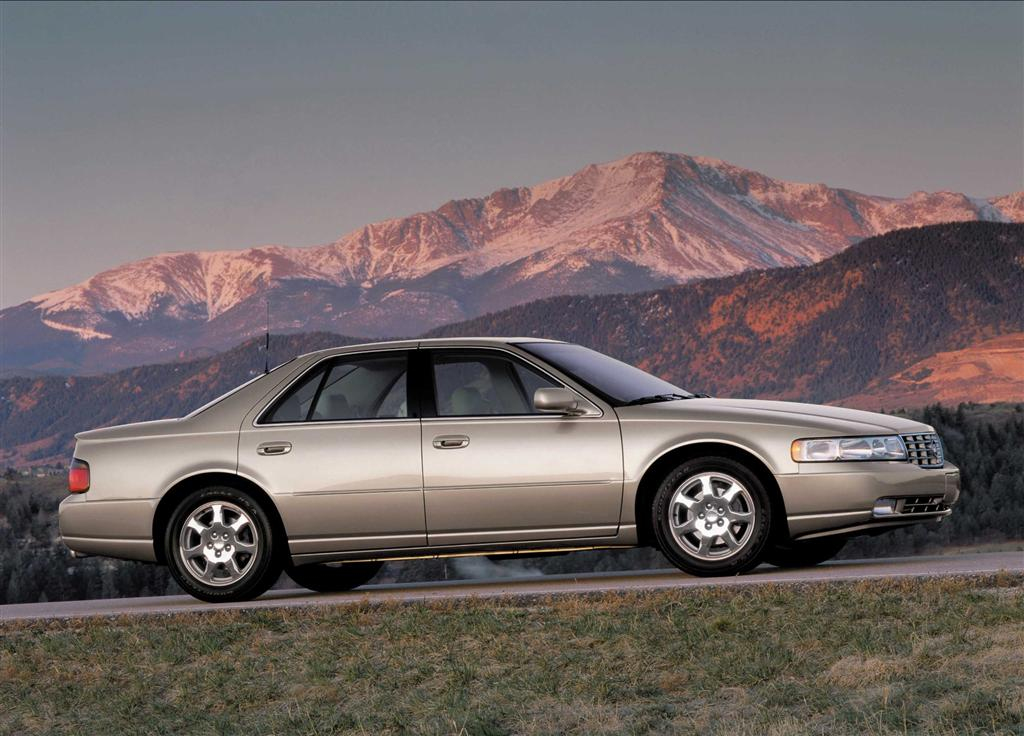 2001 Cadillac Seville Pictures History Value Research