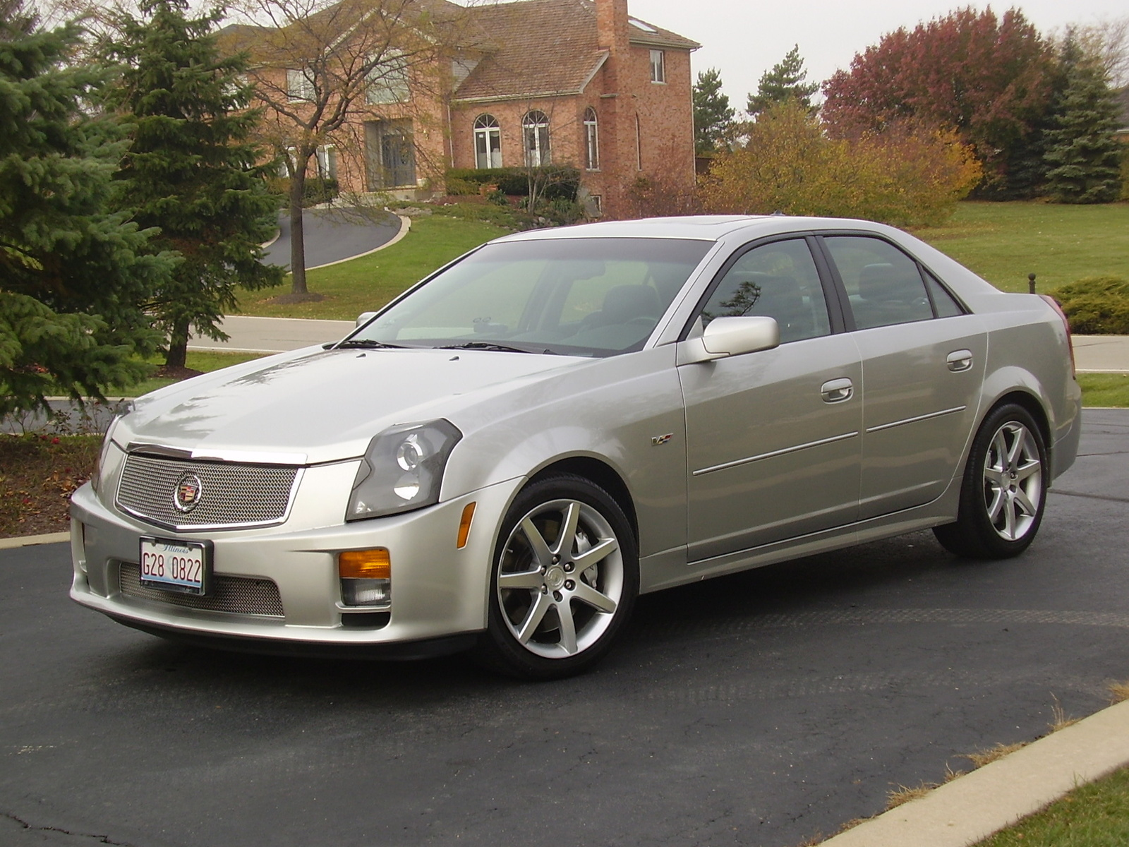 2004 Cadillac CTS V Overview CarGurus