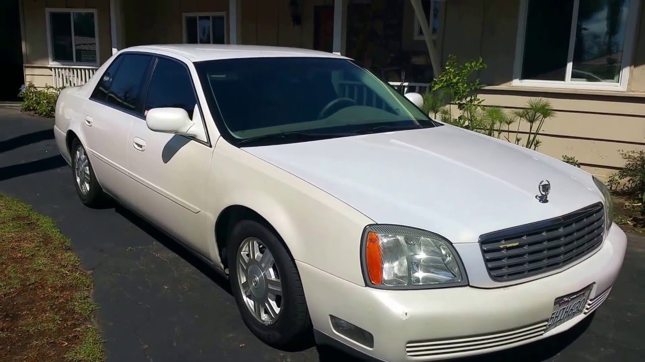 2005 Cadillac Deville For Sale 103 000 Miles Clean Title
