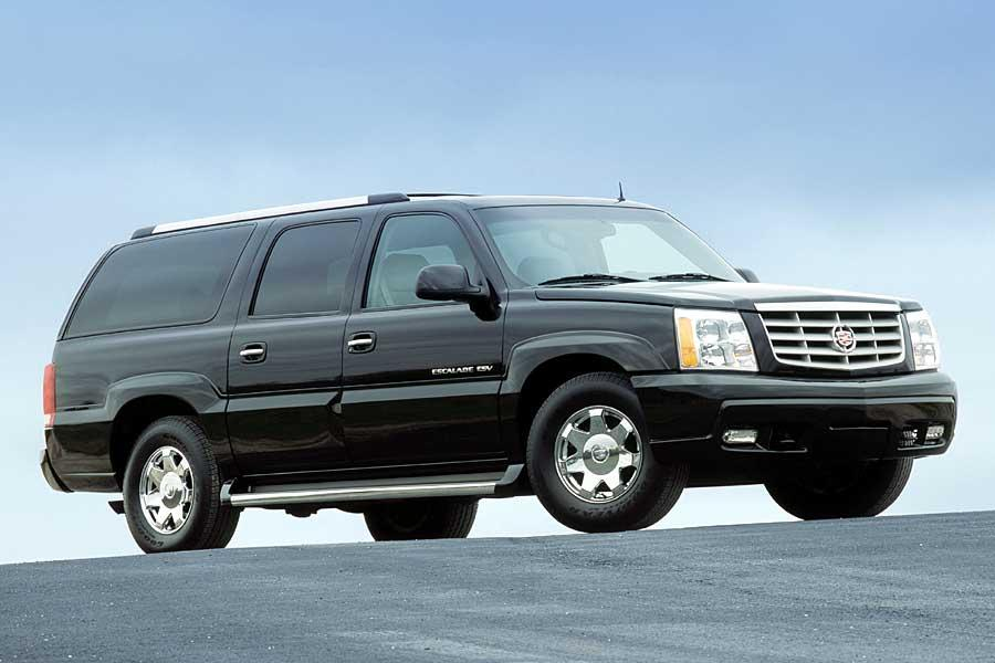 2005 Cadillac Escalade ESV Overview Cars