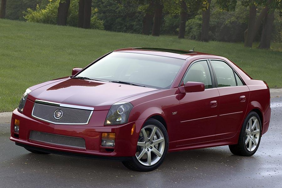 2006 Cadillac CTS Overview Cars