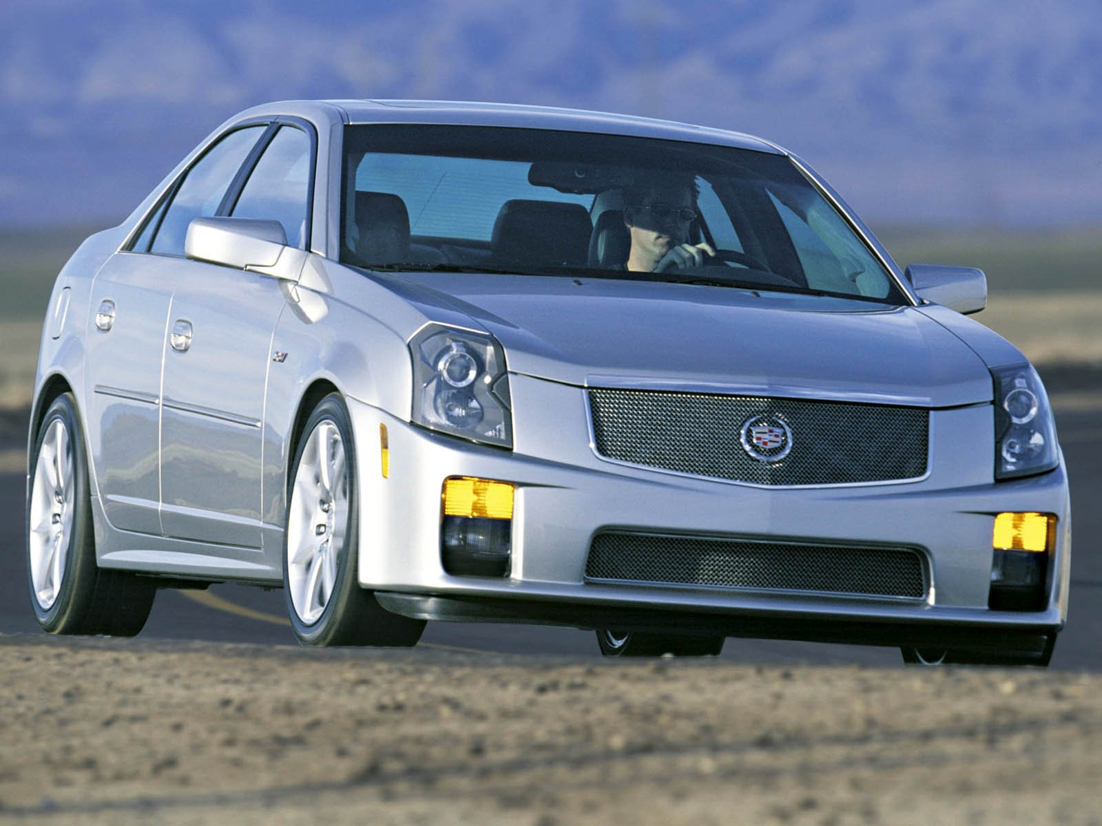 2006 Cadillac CTS V Top Speed