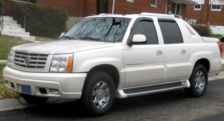 2006 Cadillac Escalade EXT Information And Photos