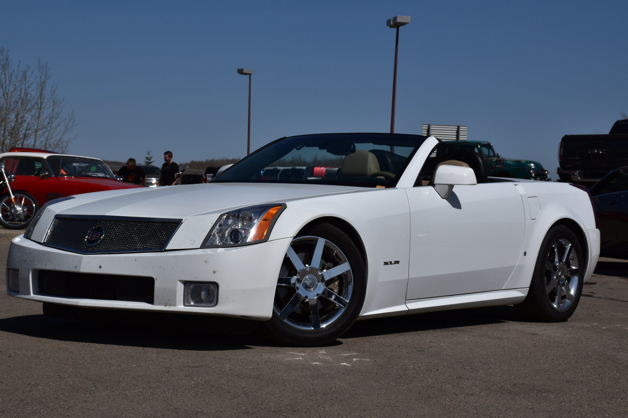 2008 Cadillac XLR Hard Top Convertible For Sale 87209 MCG