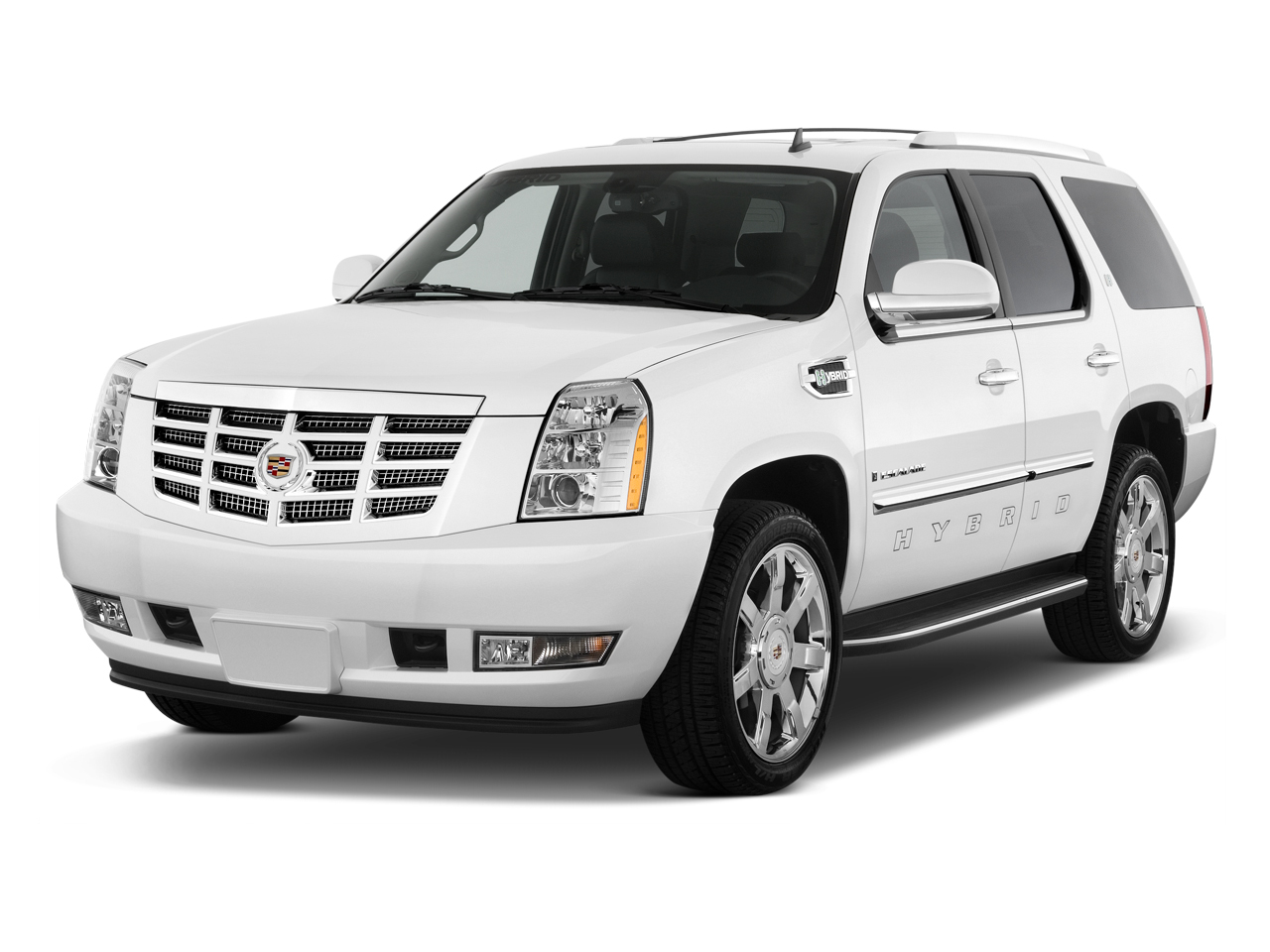 2010 Cadillac Escalade Hybrid Review Ratings Specs