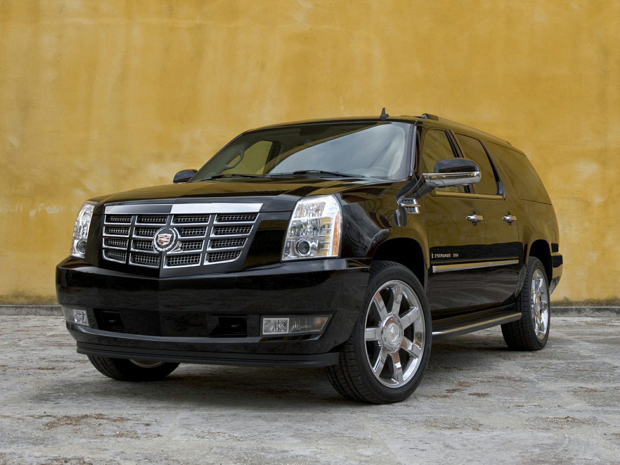 2011 Cadillac Escalade ESV Price Photos Reviews Features