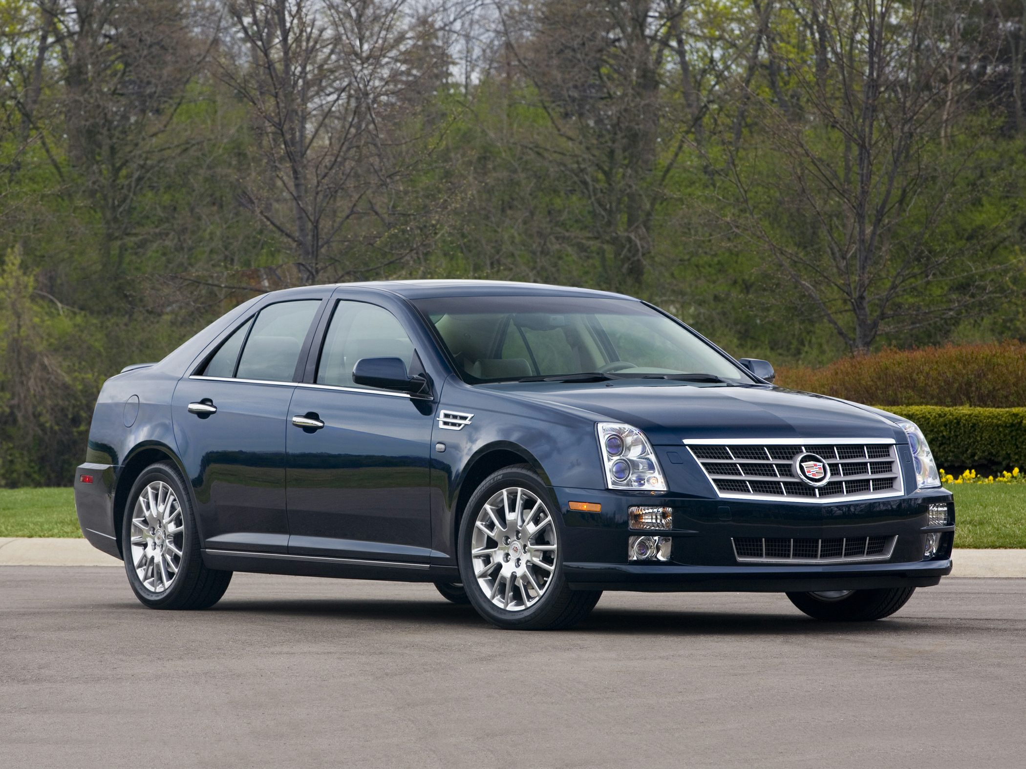2011 Cadillac STS Price Photos Reviews Features