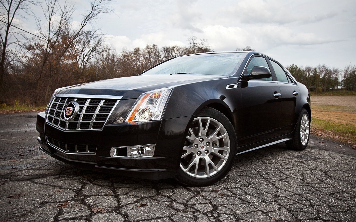 2012 Cadillac CTS Premium Collection Editors Notebook
