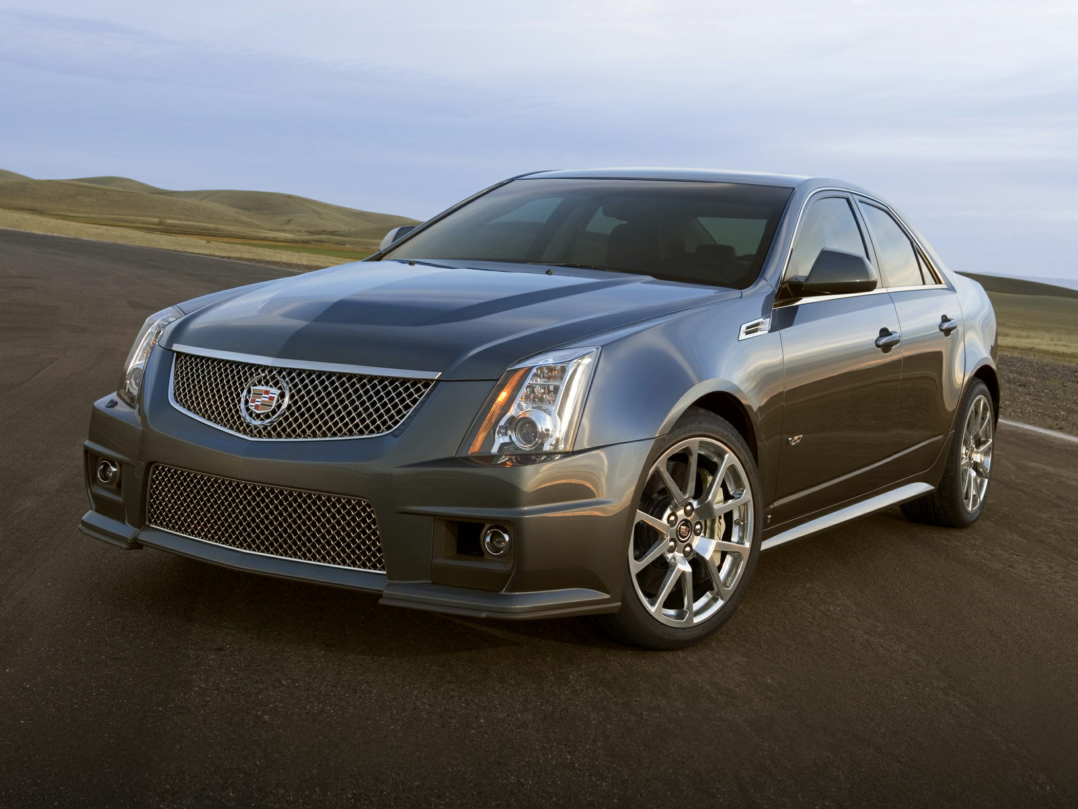 2012 Cadillac CTS V Price Photos Reviews Features