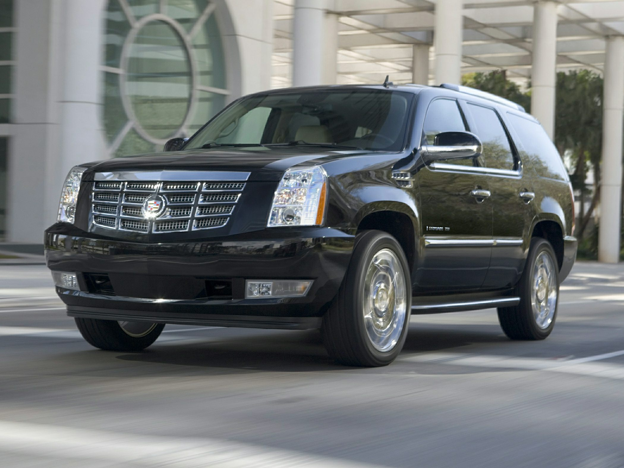 2012 Cadillac Escalade ESV Price Photos Reviews Features