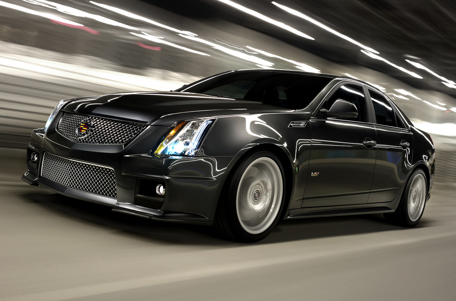 2014 Cadillac CTS V Overview CarGurus
