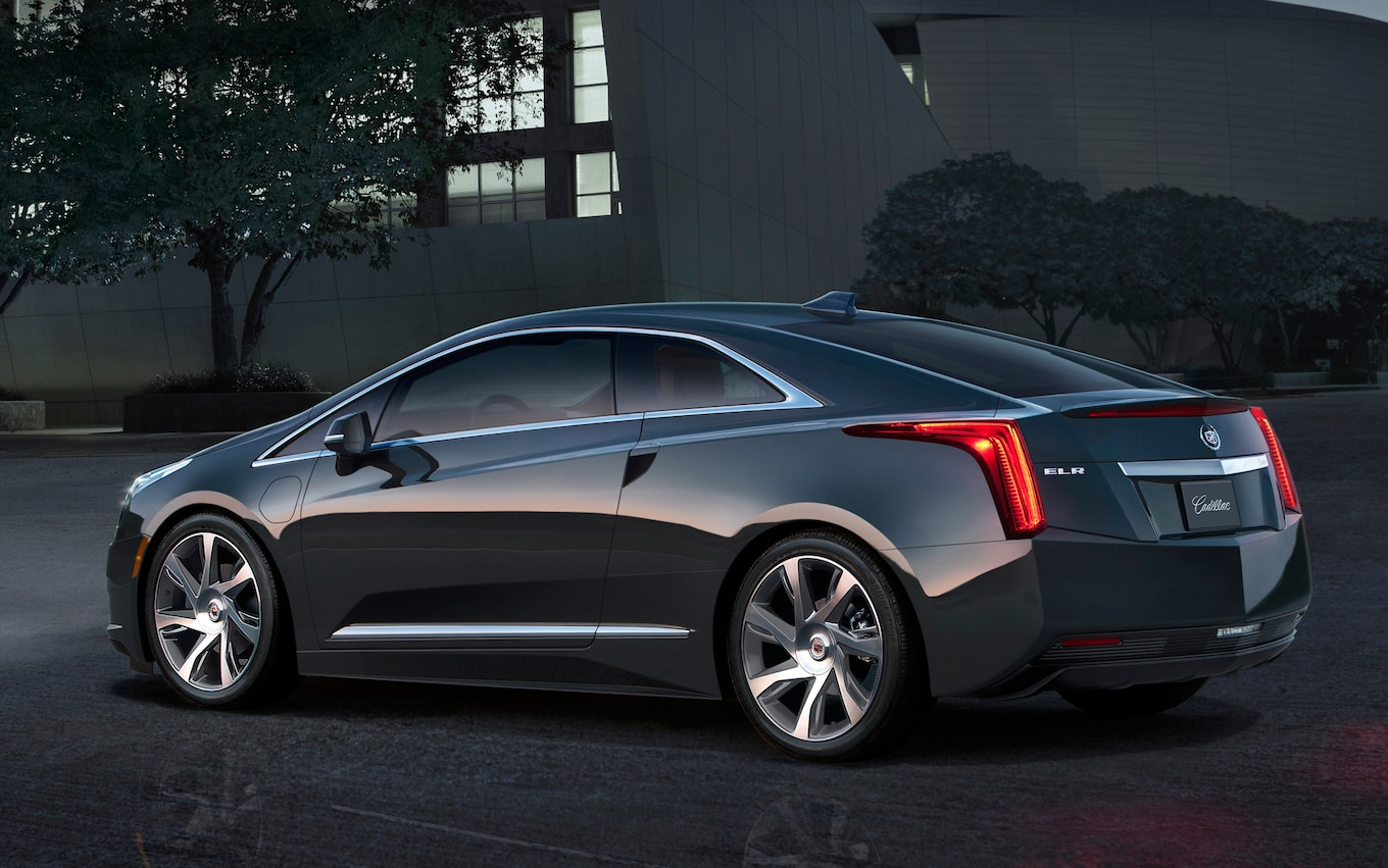 2014 Cadillac ELR First Look Motor Trend