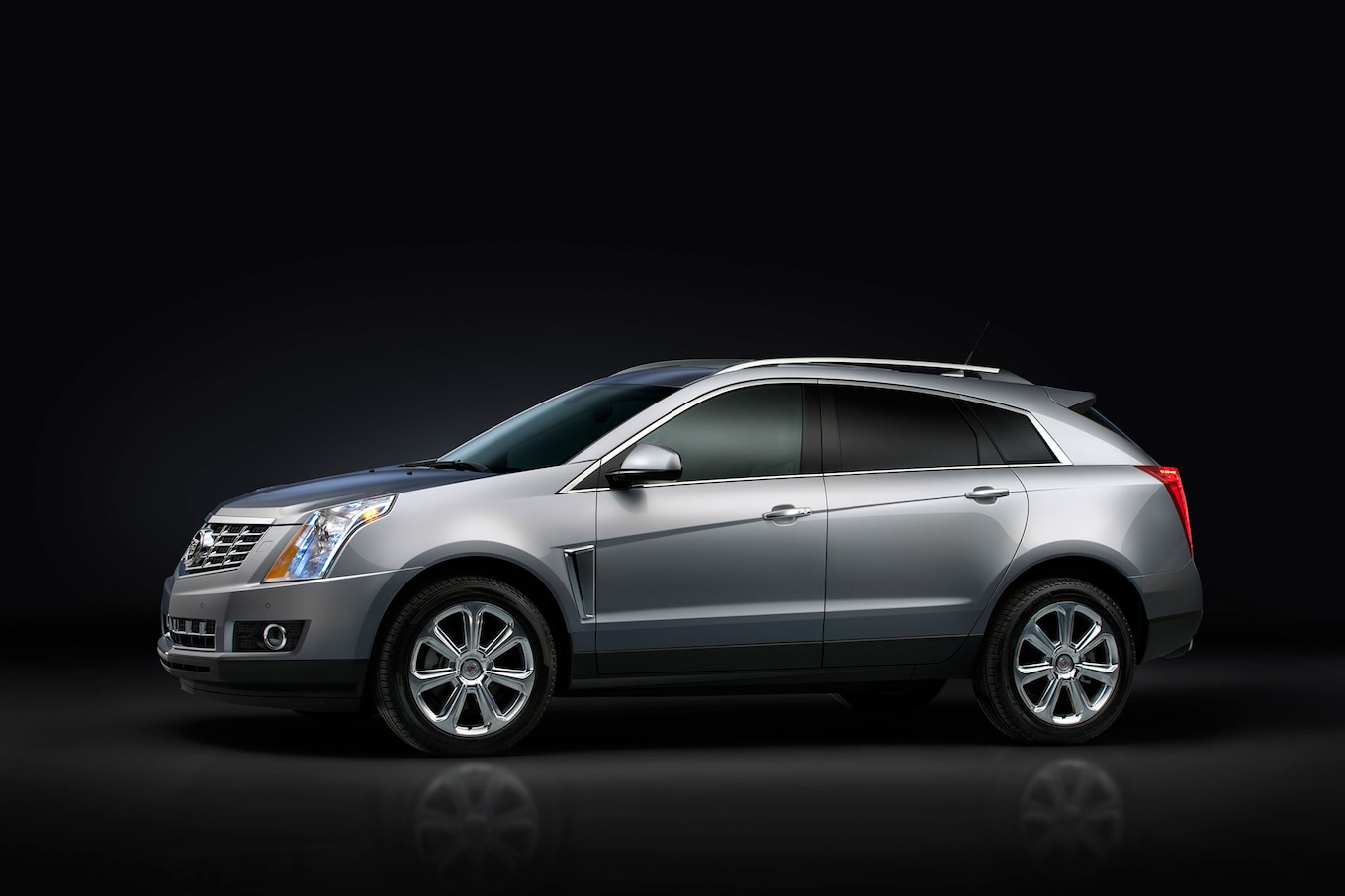 2014 Cadillac SRX Reviews And Rating Motor Trend