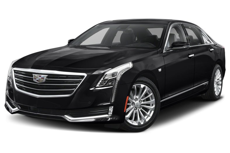 2018 Cadillac CT6 Plug-In Owners Manual