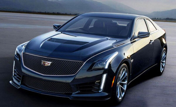 2019 Cadillac CTS V Sedan Review Price Specs Cars Clues