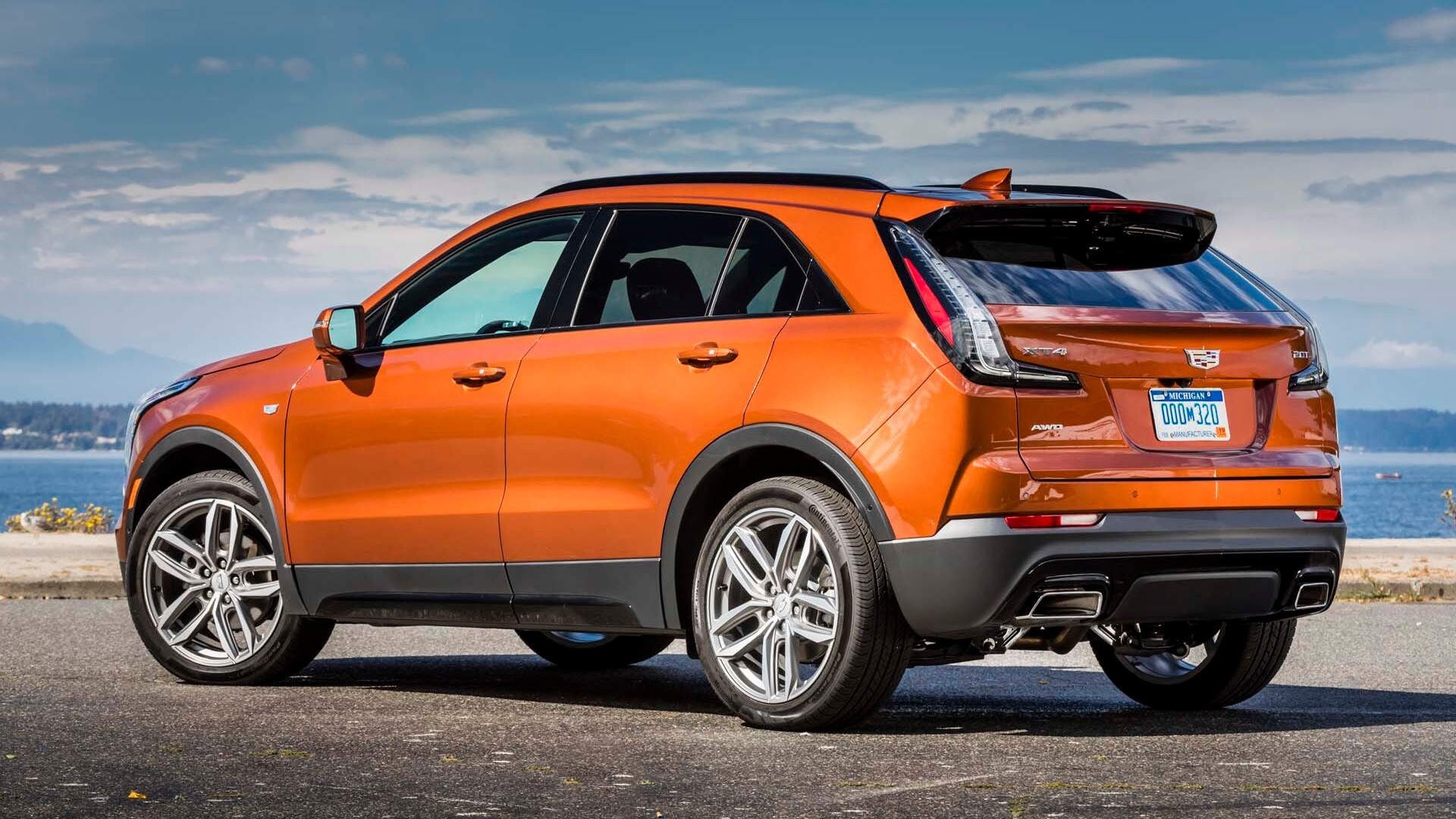 2019 Cadillac XT4 First Drive Review Luxury Crossover SUV