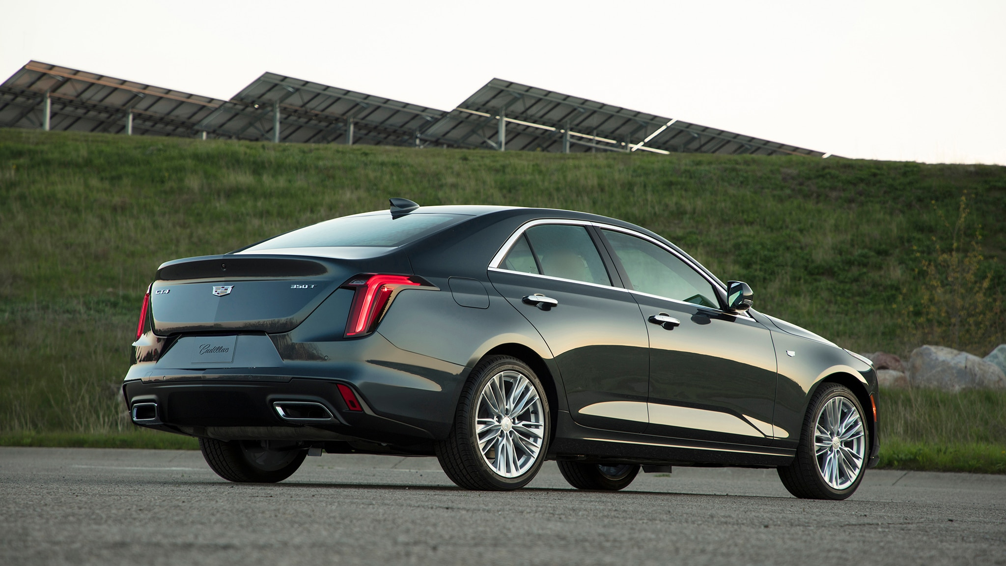 2020 Cadillac CT4 The Regular Ol Non V Models Are Here
